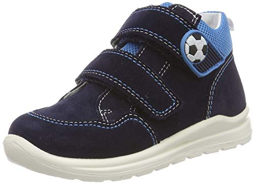 Superfit Baby Jungen Mel Sneaker, Blau (Blau 80), 23 EU