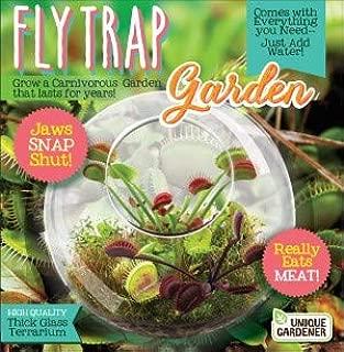 Best carnivorous collection glass terrarium kit Reviews