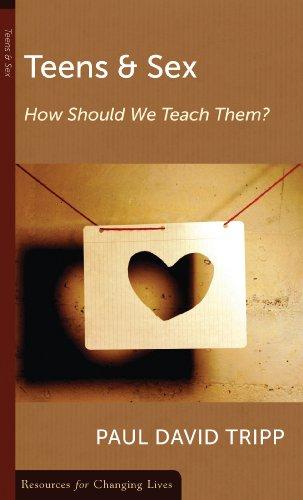 Teens & Sex: How Should We Teach Them?