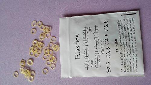 Dental kieferorthopädischer Latex Elastiken,2.5oz 3/16inch,O-Ringe,Intraoral/Extraoral,orthodontic latex elastics,CE/FDA