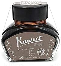 Kaweco Fountain Pen Ink Bottle 30ml - Sepia Brown