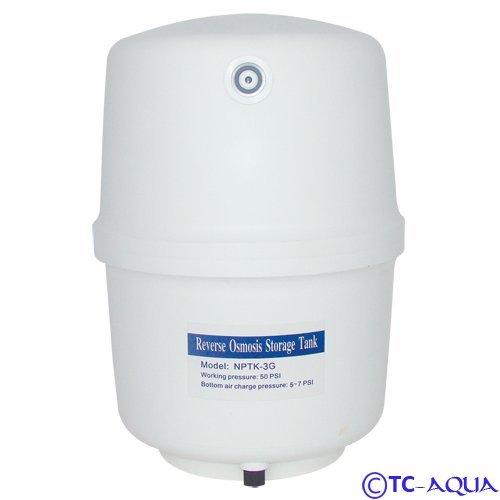 TC-Aqua - Tanque de agua (11,35 L, ósmosis inversa y ultrafiltrado)