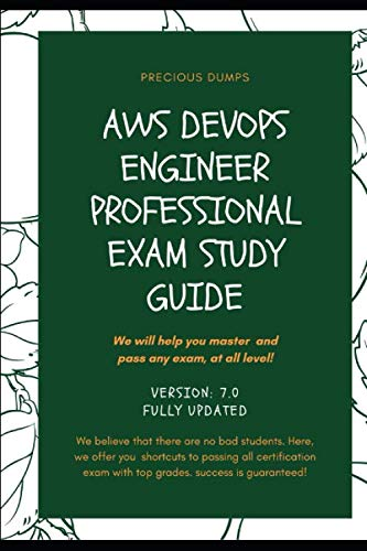 AWS DevOps Engineer Professional Exam Study Guide