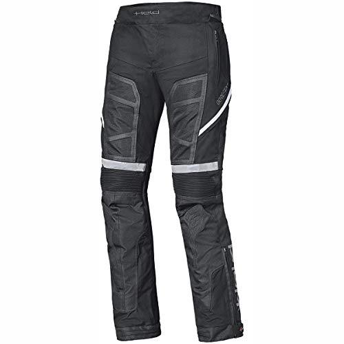 Held Motorradhose AeroSec GTX Textilhose schwarz/weiß 3XL, Herren, Tourer, Ganzjährig