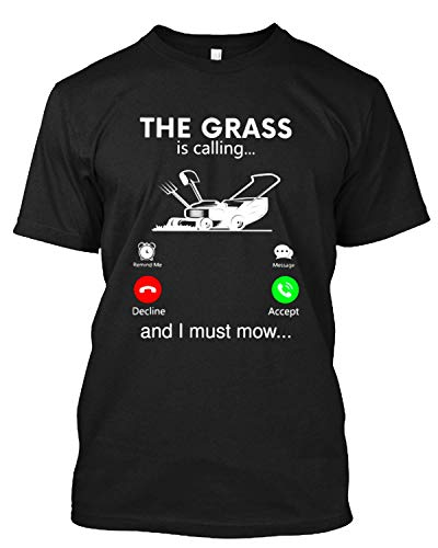 The Grass is Calling and I Must Mow...