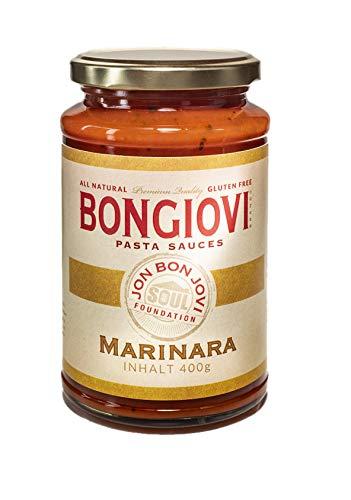 Bongiovi Brand Pastasauce Marinara, 400g (6er Pack)