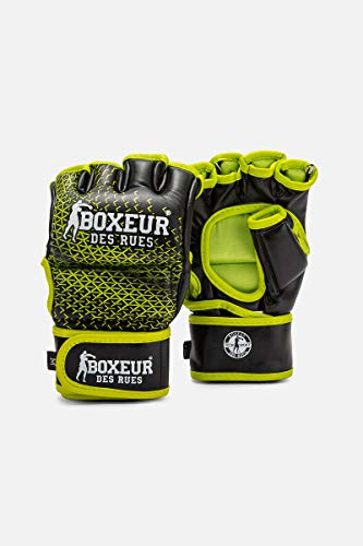 Boxeur des Rues Fight Activewear MMA handschoenen van synthetisch leer voor heren