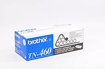 Brother TN-460 DCP-1200 1400 FAX-4750 5750 8350 HL-1030 P2500 MFC-8300 8500 Toner Cartridge  Black  in Retail Packaging