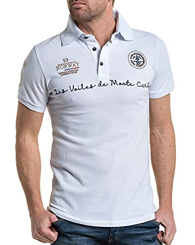 Geographical Norway Polo Manches Courtes Coton KOLOSTAR SS Men AssOR