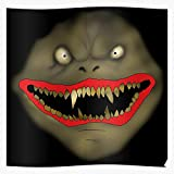 Costume Monster Halloween I FSGdecor- The Most Impressive and Stylish Indoor Decoration Poster Available Trending Now
