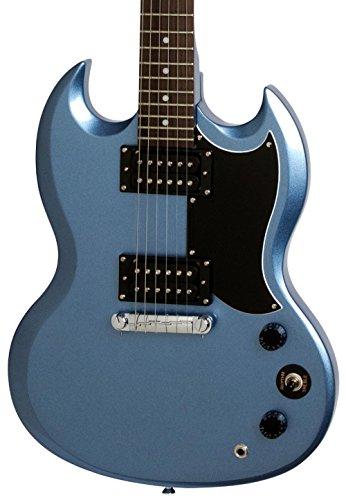 Edición limitada Epiphone SG guitarra eléctrica special-i Pelham azul