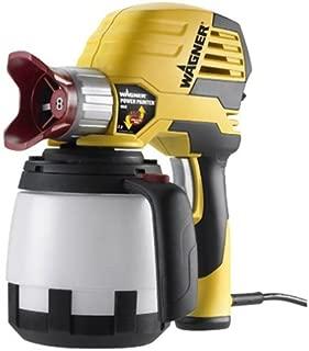 Wagner 0525032 Power Painter Max with EZ Tilt, Indoor/Outdoor Paint Sprayer Spray Gun