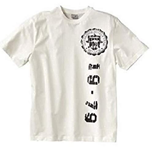 KangaROOS T-Shirt für den Herren Weiß Gr. 56/58