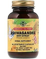 Solgar FP Ashwagandha Root Extract, 60 Capsules