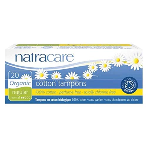 Natracare Tampon normal, 20 Stück