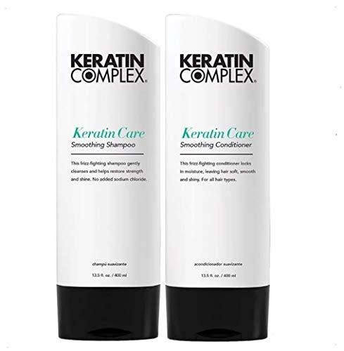 Price comparison product image KERATIN Complex Care Shampoo & Conditioner 13.5 oz each DUO