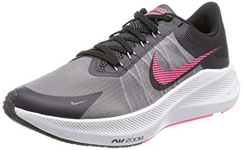 Nike Winflo 8, Zapatillas para Correr Mujer, Cave Purple Hyper Pink Black Lilac, 39...