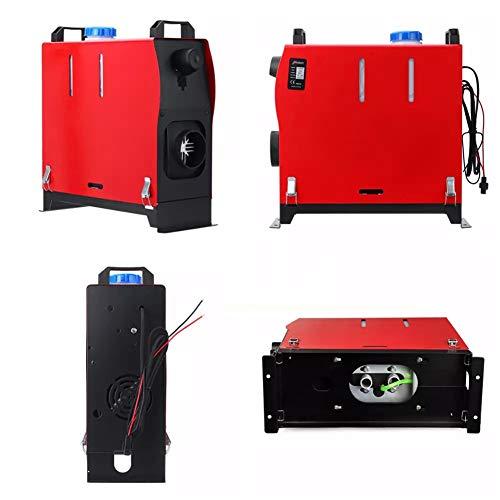 8 kW 12V / 24V diesel luftvärmare, LCD display parkeringsvärmare, allt-i-ett kupévärmare verktyg, som används för bilar, lastbilar och fartyg,12v 8kw