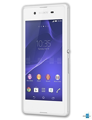 Sony Xperia E3, Android Smartphone Orange Entriegelt ,(Bildschirm 4.5