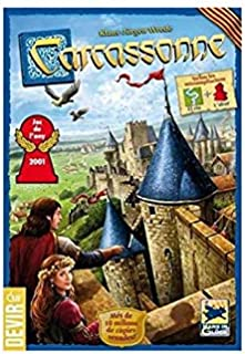 Amazon.es: Carcassonne - Juegos de cartas / Juego de mesa: Juguetes y juegos