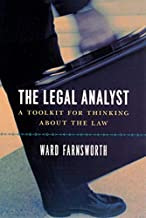 The Legal Analyst: A Toolkit for Thinking about the Law PDF