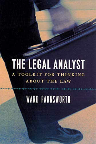 Compare Textbook Prices for The Legal Analyst: A Toolkit for Thinking about the Law 54764th Edition ISBN 8580117777771 by Farnsworth, Ward