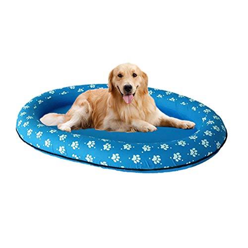 Ububiko Bote Inflable Perros Barco Perro Piscina colchón de Aire para Mascotas Nadar balsa Juguetes de Playa