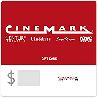 Cinemark Gift Cards - Email Delivery