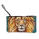 XCNGG Monederos Bolsa de Almacenamiento Shell Canvas Coin Purse for Women and Girls Exquisite Cosmetics Bag Wallet Bag