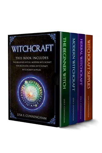 Witchcraft: This Book Includes: The Beginner...