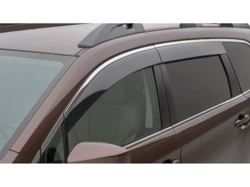 SUBARU Window Deflector 2019 2020 Ascent Side Window Wind Deflectors Vent Visors F001SXC000 Genuine