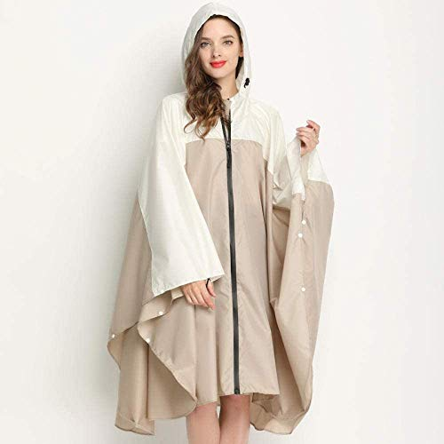 Chubasquero Mujer Impermeable Outwear Las Mujeres S Poncho d