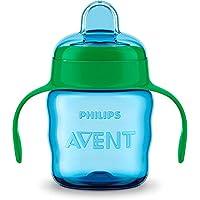 Philips AVENT SCF551/15 bebida para niño/a - bebidas para niños (Azul, Verde, Polipropileno, Silicona, China)