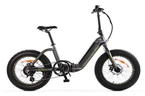 Smartway Bicicletta Elettrica con pedalata assistita, Autonomia Max 50 km