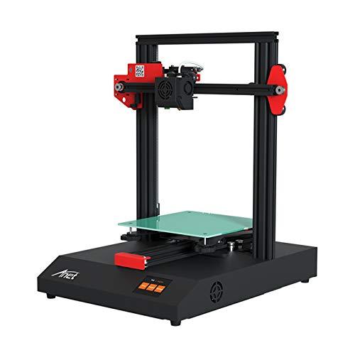 Docooler Ganzmetall-3D-Druckmaschine mit 2,8-Zoll-Smart-Touch-Farbbildschirm Online-Offline-Druck Auto Leveling