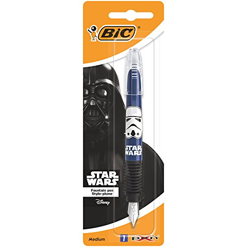 Star Wars fountain pen, 1 blister, Bic Xpen