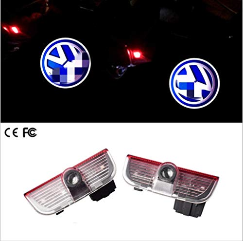 Willkommenslicht für die beliebte Lampe Logo Tür Lichter Einfache Installation Autotür Laserprojektor Ghost Shadow