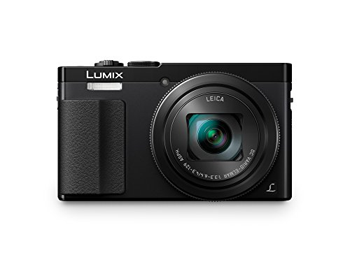 Panasonic Lumix DC-TZ70 - Cámara Compacta de 12,1 MP (Super Zoom, Objetivo F3.3-F6.4 de 24-720mm, Zoom de 30X, Estabilizador Óptico, FHD, WiFi, Raw), Color Negro