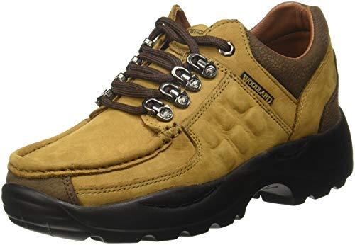 Woodland Men's Camel Leather Sneaker-7 UK/India (41 EU) (G 4092WSA)