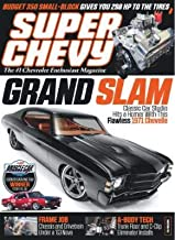 Super Chevy Magazine - August 2019 Grand Slam + FREE GIFT