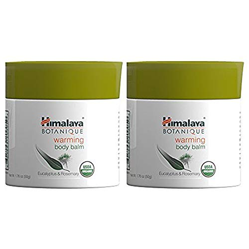 Himalaya Organic Warming Body Balm with...