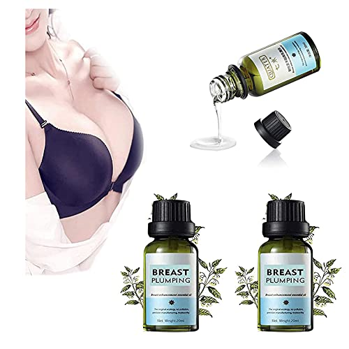 YGNN Breast Plumping Essential Oil, Breast Enhancement Cream, Eliminate Chest Wrinkle, Deeply Nourishes Skin and Strengthens Skin Elasticity and Firmness.