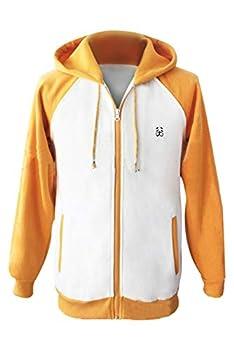 Obtai Himoto/Himouto! Umaru-chan Cape Outfit Hamster Flannel Hoodie Blanket Quilt Coat Cloak Jacket Costume  Medium  Orange