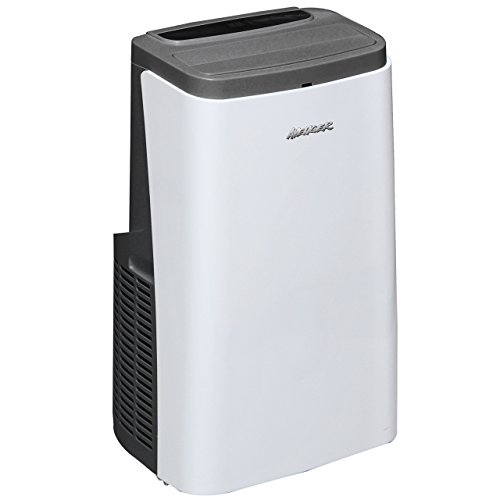 Avenger JHS-AO18-10KR Portable Air Conditioner with Dehumidifier and Remote Control, 10,000 BTU, Regular