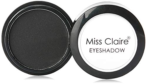Miss Claire Single Eyeshadow, 0824 Black, 2 g