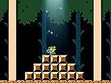 Link in the Mushroom Kingdom
