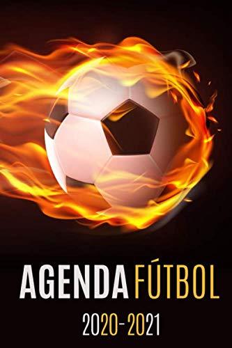 agenda futbol 2020-2021: agenda escolar futbol 2020-2021,...
