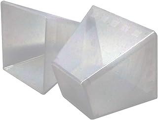 50 Mini Postre Cupido 58 CC PS Bio Transparente Biodegradable Finger Food con motivos de 5