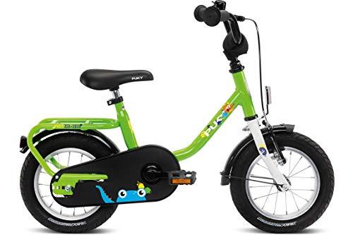 Puky Steel 12'' Kinder Fahrrad kiwi grün