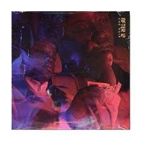 Suuyar Chenoirミュージックアルバムカバーポスターと12後のプリントリビングルームの家の寝室の装飾用キャンバスに印刷-24X24インチX1フレームレス